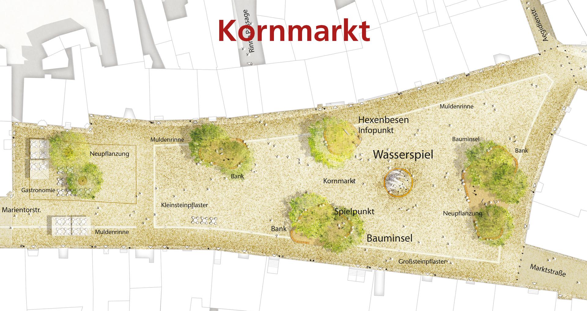PLAENE_Entwurf Kornmarkt